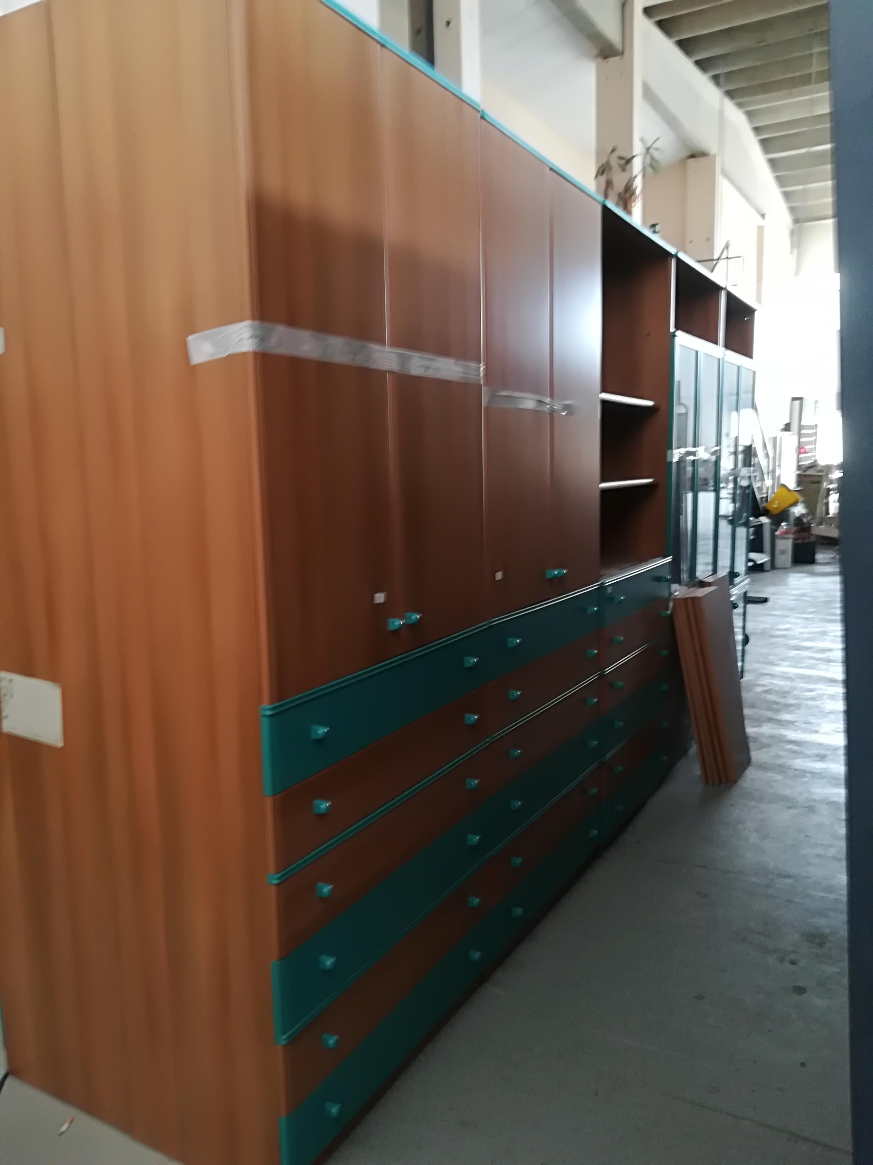 Armadio ufficio 1180 barrale discount for Stock arredo ufficio