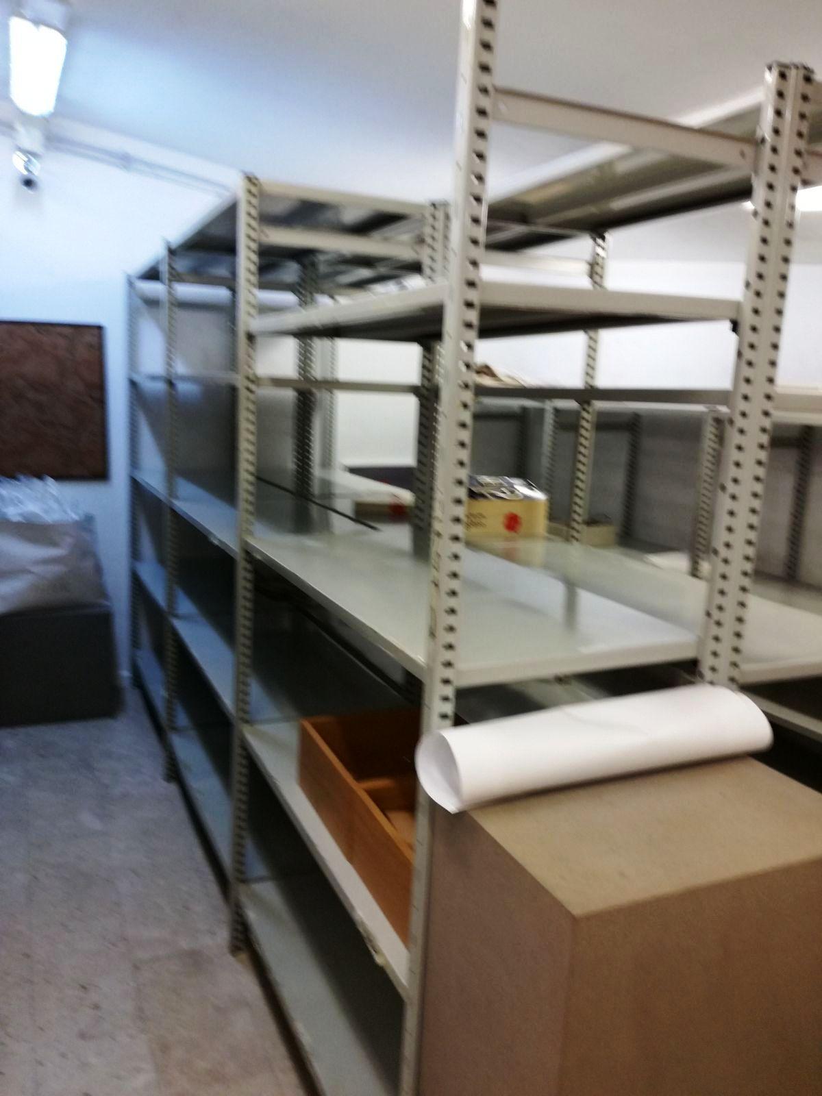 Scaffalatura deposito 2153 barrale discount for Scaffalature per negozi e arredi ufficio usato palermo