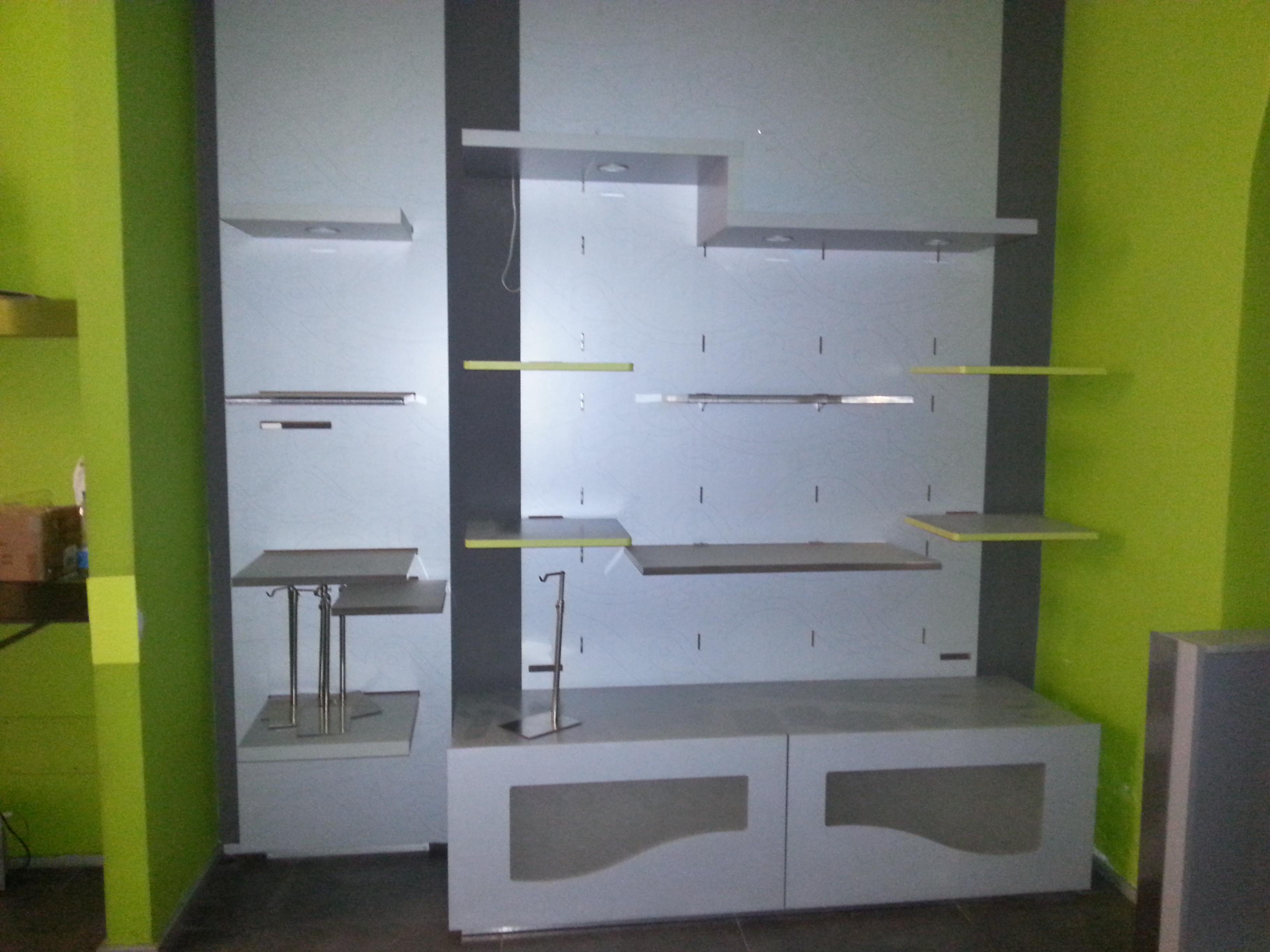 Arredamento Mensole A Parete.Arredo Silver 2256