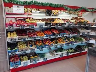 Scaffali Ortofrutta Usati.Scaffale Frutta E Verdura 2409