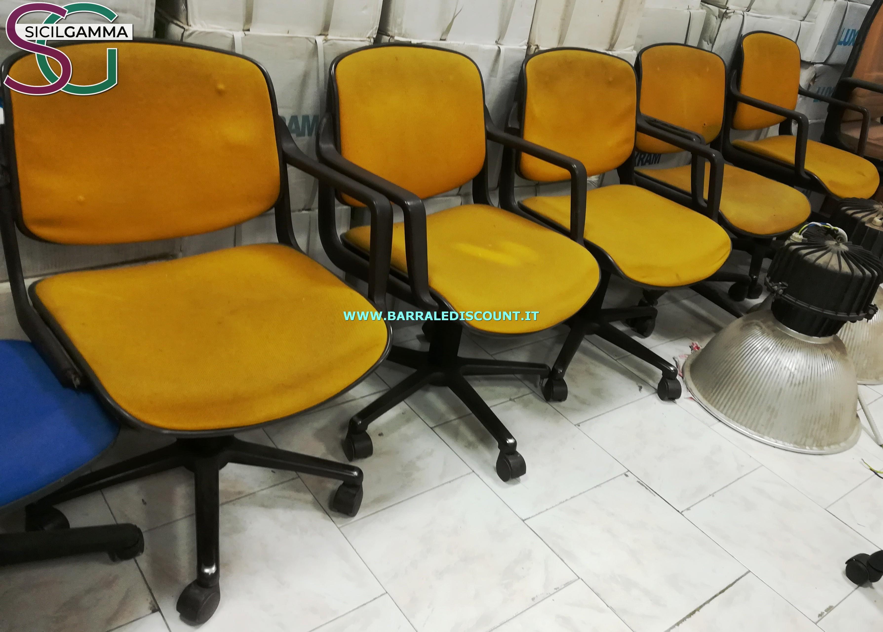Sedie ufficio 3021 barrale discount for Ufficio discount