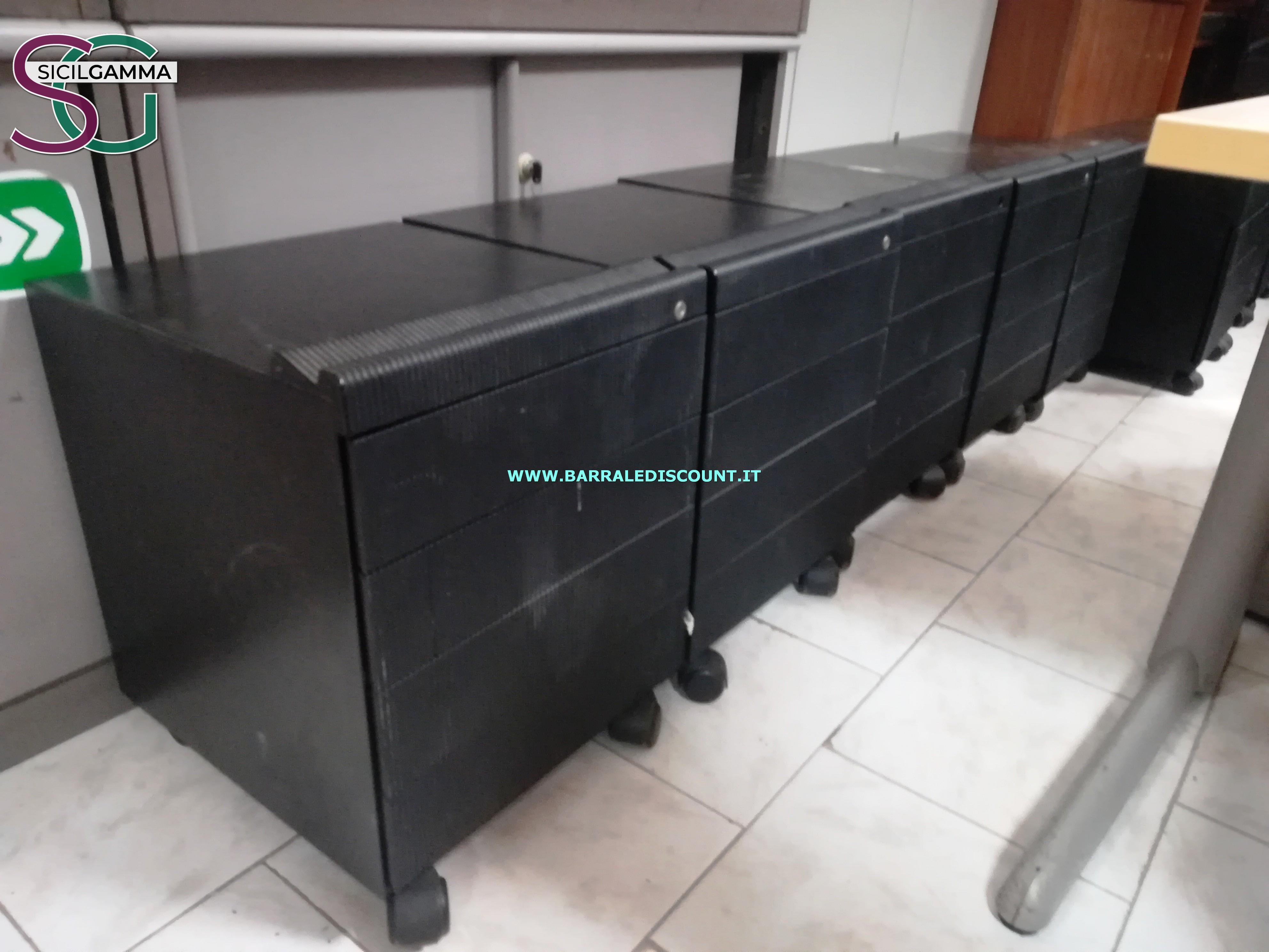 Cassettiere Industriali Usate.Cassettiere Ufficio 3045