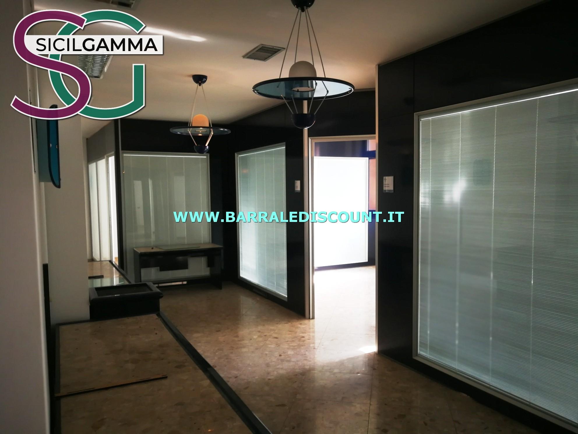 Pareti Divisorie In Alluminio E Vetro 3405 Barrale Discount
